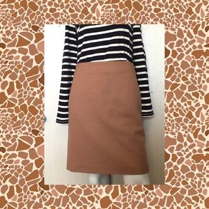 The Pencil Skirt by J. Crew